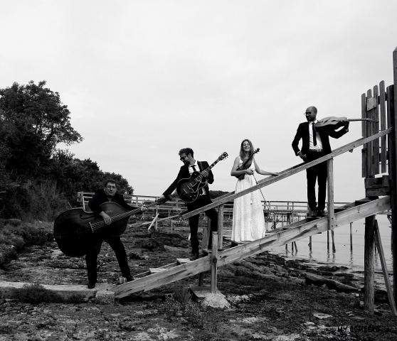 Django Black Band:Jazz et swing manouche