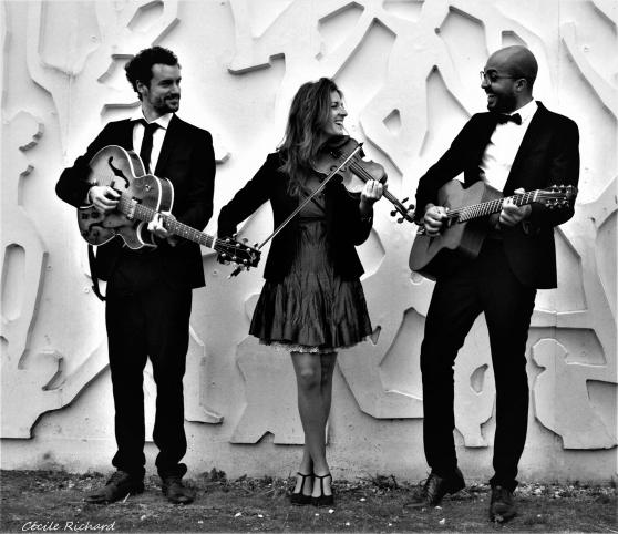Django Black Band:Jazz et swing manouche - Photo 3