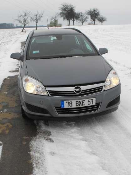 Vend Opel Astra Break 1,7, enjoy