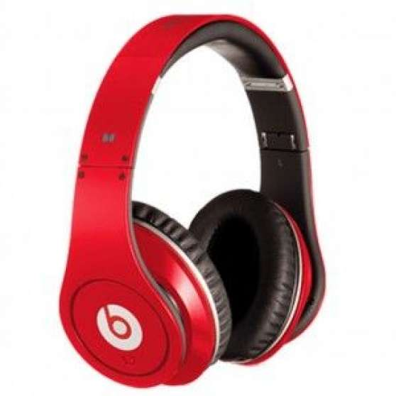 Casque Beats by dre noir ou rouge