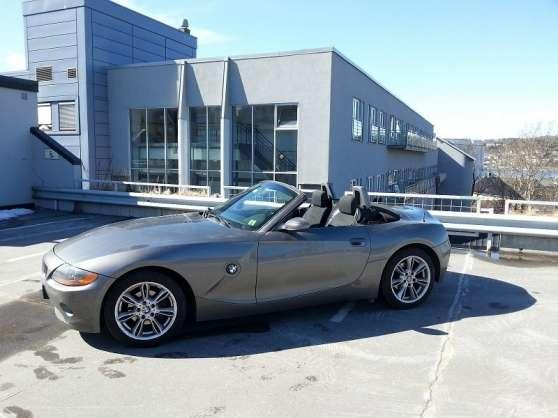 BMW Z4 tres propre