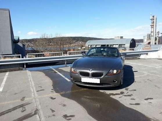 BMW Z4 tres magnifique