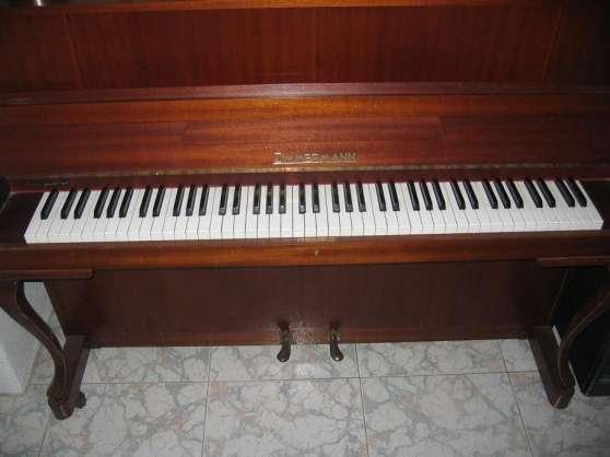 piano droit zimmermann - Annonce gratuite marche.fr
