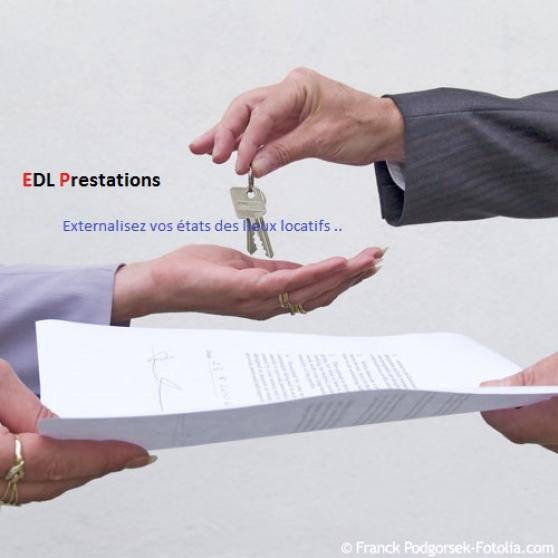 Annonce occasion, vente ou achat 'Votre état des lieux par EDL Prestations'