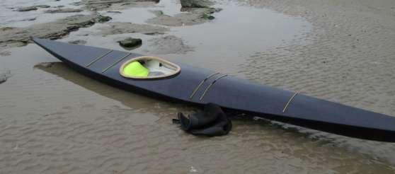 kayak de mer groenlandais nautisme kayak audembert. Black Bedroom Furniture Sets. Home Design Ideas