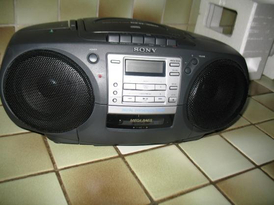 Radio cassette CD Sony Neuf