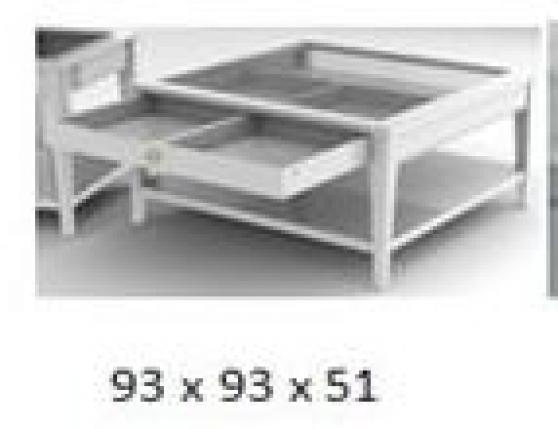 Vend - Table basse - IKEA - Liatorp