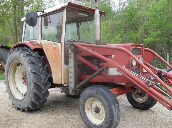 Annonce occasion, vente ou achat 'tracteur'