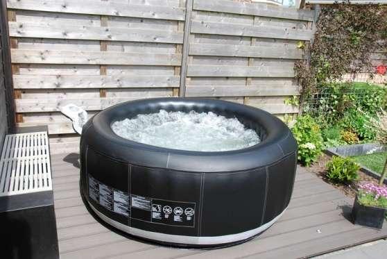 Spa gonflable mspa camaro b130 st ouen en brie jardin nature piscine st - Spa gonflable a vendre ...