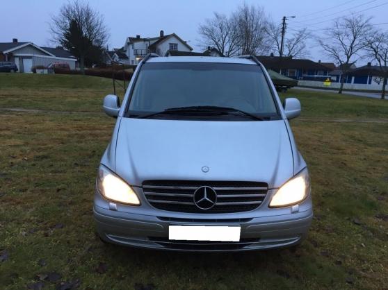Mercedes-Benz Vito 2.2 CDI 8 PLACES VIP