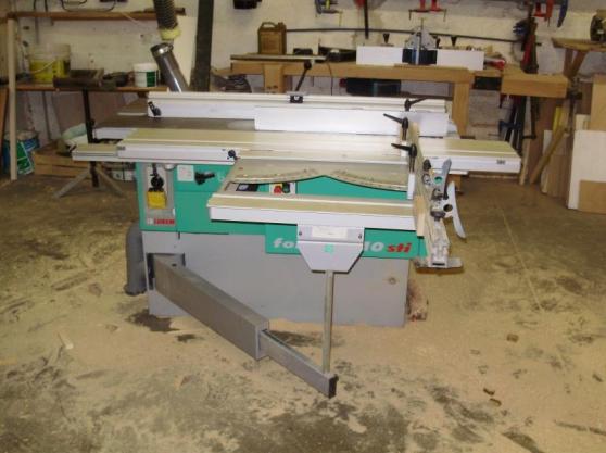 machine a bois combine lurem sti 310 - Annonce gratuite marche.fr