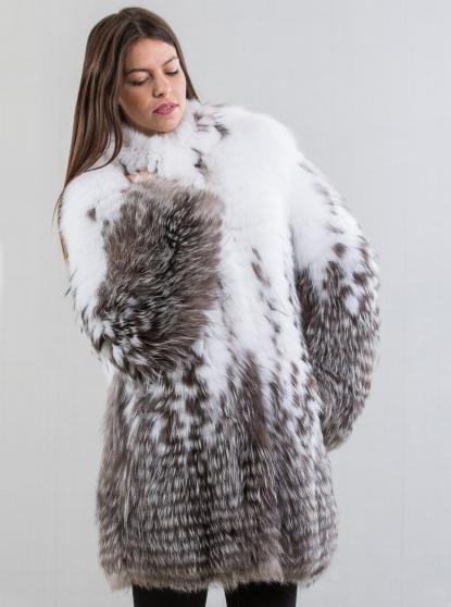 manteau de fourrure en renard - Annonce gratuite marche.fr