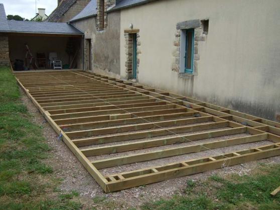Annonce occasion, vente ou achat 'Comment construire sa terrasse en bois'