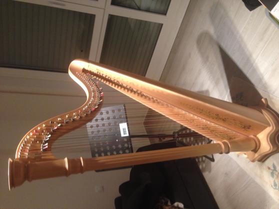 Annonce occasion, vente ou achat 'Harpe Lyon & Healy Prelude 40'
