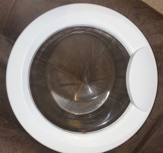 Porte hublot Machine à laver Indesit