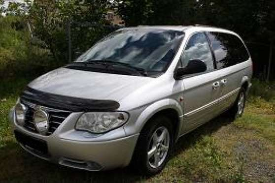 Chrysler Grand Voyager Limited AWD 2006