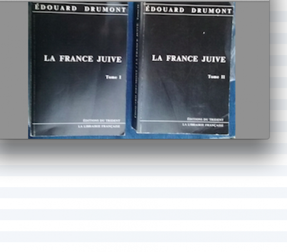 La France juive E.D
