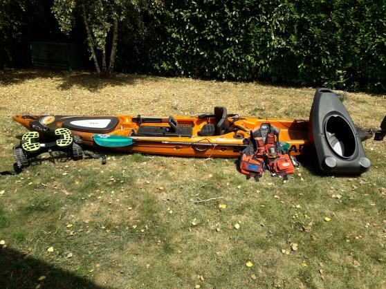 Kayak Abaco 4.20