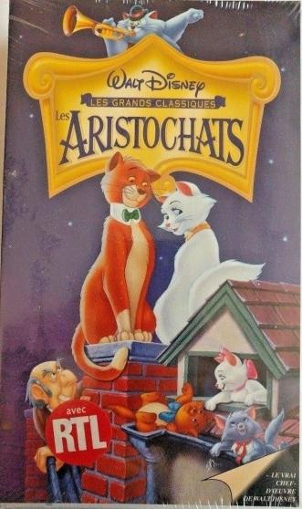 LES ARISTOCHATS - VHS
