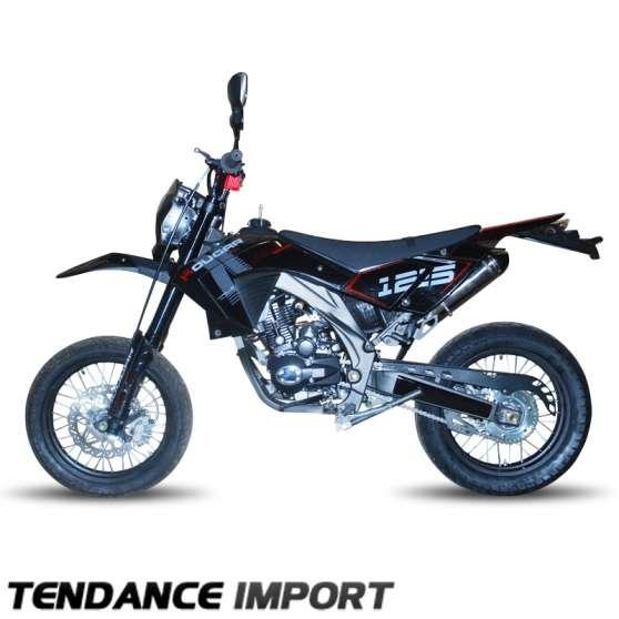 dirt bike homologu kougar 125cc ham moto scooter v lo dirt bike ham reference mot dir. Black Bedroom Furniture Sets. Home Design Ideas