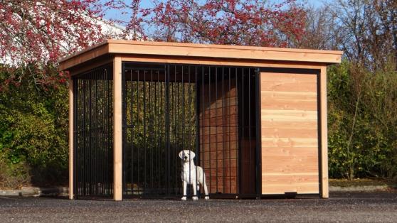 Annonce occasion, vente ou achat 'Chenil pour chien DE LUXE'
