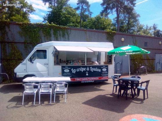 camion food truck snack - Annonce gratuite marche.fr