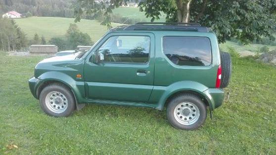 Suzuki Jimny d'occasion