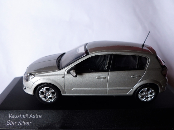 Annonce occasion, vente ou achat 'VAUXHALL ASTRA star vanguards'