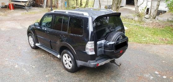 Annonce occasion, vente ou achat 'Mitsubishi Pajero 3,2DID INSTYLE+'