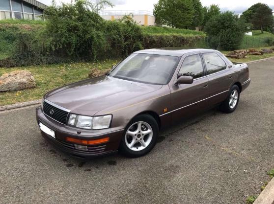 Annonce occasion, vente ou achat 'Lexus LS 400 4.0i V8 245 BVA (4p.)'