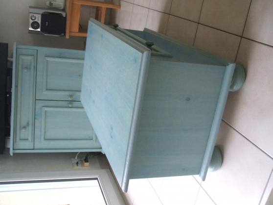 Annonce occasion, vente ou achat 'Table basse + meuble de télévision'