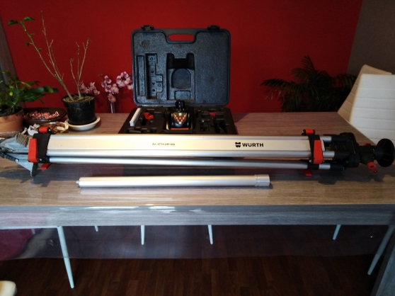 Annonce occasion, vente ou achat 'laser rotative'