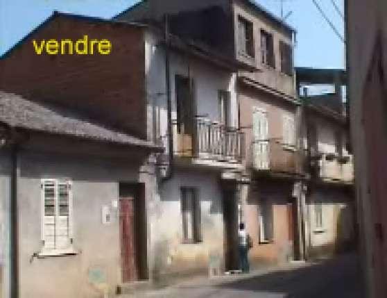Annonce occasion, vente ou achat 'Maison indivduelle region italie'