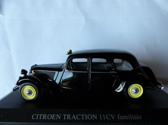 CITROEN TRACTION 11CV NOREV 1/43ème