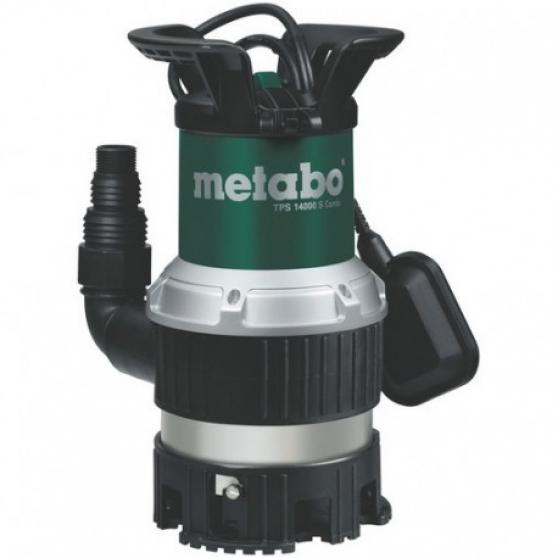 Annonce occasion, vente ou achat 'Metabo pompe combinée TPS14000S - ABM'
