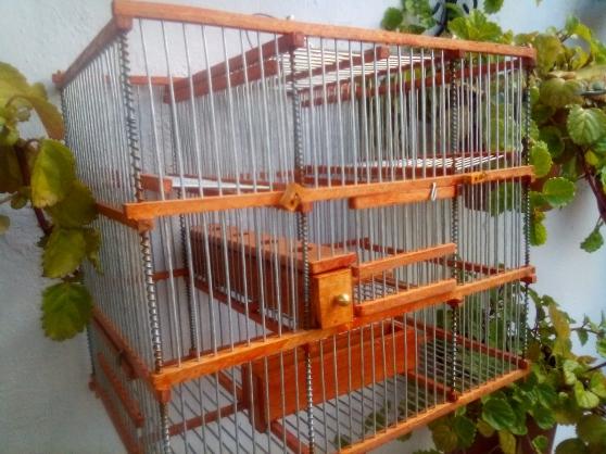 Cages en bois