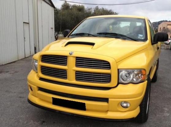 Annonce occasion, vente ou achat 'Dodge ram 1500 v8 bva'