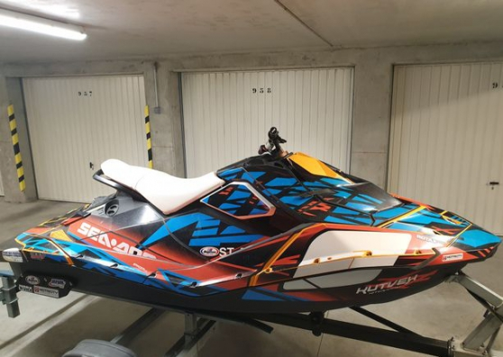 Seadoo spark 900 2 places 55h