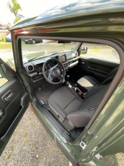 Annonce occasion, vente ou achat 'Suzuki Jimny 1.5 ALLGRIP en bon état.'