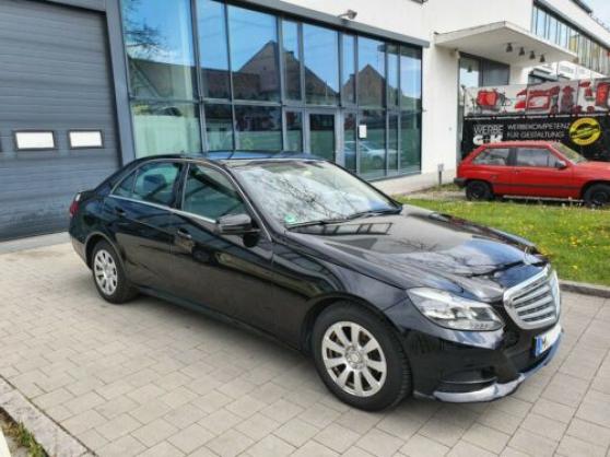 Annonce occasion, vente ou achat 'Mercedes-Benz E 200 CDI'
