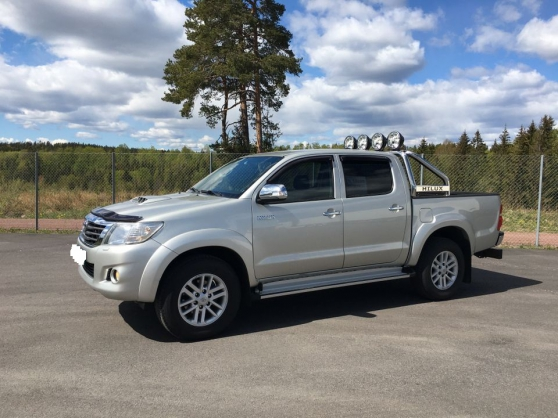 Annonce occasion, vente ou achat 'Toyota HiLux Diesel'