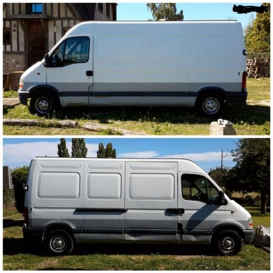 Renault Master II Phase