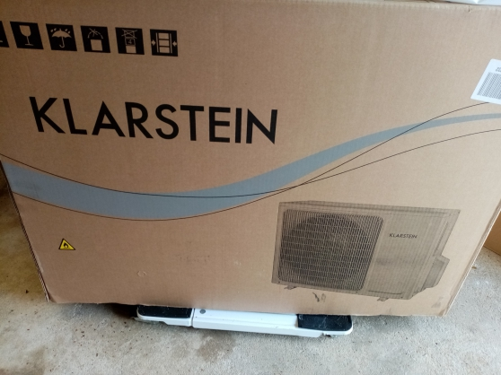 Annonce occasion, vente ou achat 'Climatiseur KLARSTEIN NEUF'