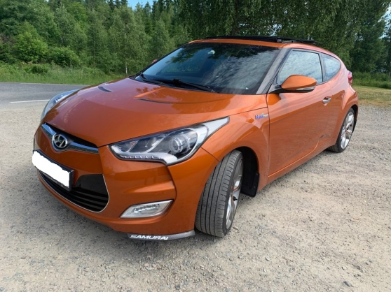 Hyundai Veloster 1.6-140 140Ch Sport