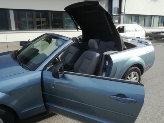 Ford Mustang 4L V6 cabrio