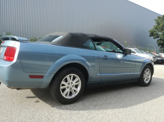 Ford Mustang 4L V6 cabrio - Photo 4