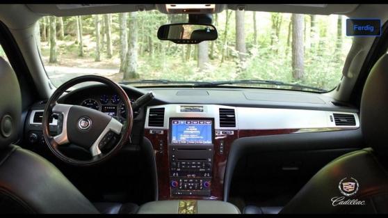 Cadillac Escalade ESV 7 places - Photo 2