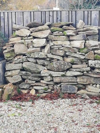 Annonce occasion, vente ou achat 'Vends pierre pour muret'