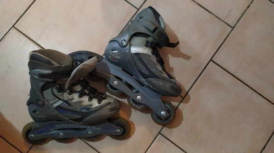 Annonce occasion, vente ou achat 'Rollers Taille 39'
