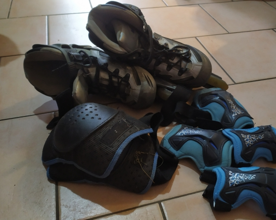 Rollers Taille 39 - Photo 2